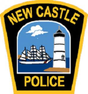 New Castle Police Badge